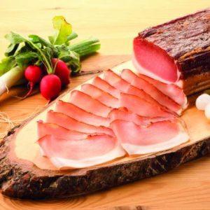 regionale Produkte aus Österreich - Karreespeck